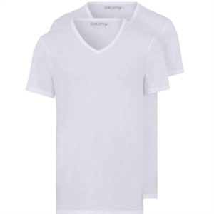 V-neck shirt - 2 pack