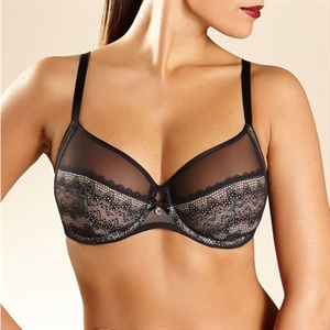Révèle-Moi 4 parts underwired Bra