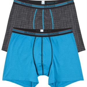 Sloggi Match short - 2 Pack (MEN)