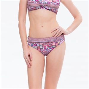 Criss Cross Highwaist Bikinitrusse