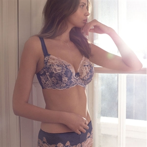 Marianna Side Support Plunge Bra